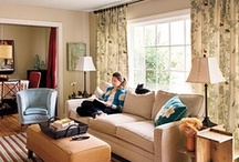 Living Room Ideas / by Melissa Ward