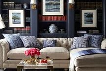 Interiors / by Christine Elliott Designs