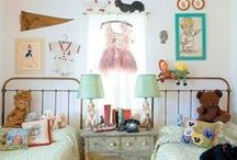 kiddo rooms / by Erin Magana