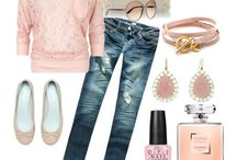 Outfits / by Rebecca Martin