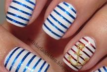 hair, skin, and nails / by Yvette Laconico