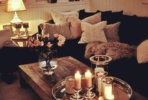 Dream home decor / by Madalyn Hawthorn