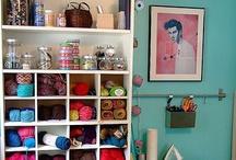Craft Room/Organization / by Melissa Morris