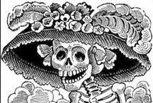 Dia de los Muertos / by Decayed Decadence