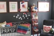 Home Sweet Home - Kids Rooms / by Melissa Morris