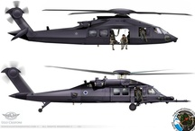 Stealth Black Hawk concept / by David Cenciotti