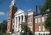 Historic Courthouses / by Sherri Clenney