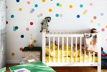 Children spaces / #nursery design #children room #playrooms / by Christine Elliott Designs