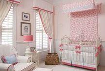 #Brooklin #Baby Girl #Nursery