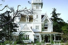 Victorian Gingerbread Homes / by Sherri Clenney