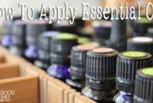 Essentials...oils & mixes