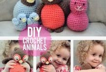 Tricot - Crochet etc. / by Marie-claude Semper