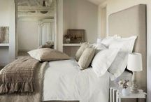 home - bedrooms / by Jessica F. Simpson