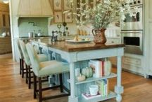home - kitchen & dining / by Jessica F. Simpson