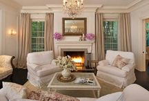 home - livingroom / by Jessica F. Simpson