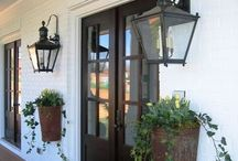 home - entryway / by Jessica F. Simpson