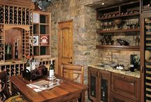 home - bar / by Jessica F. Simpson