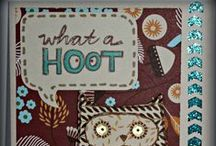 CTMH Stamp of the Month Blog Hop / This board is for the CTMH Stamps of the Months