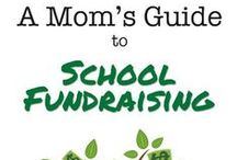 School Fundraisers-PTO/PTA / Tips, tricks and trade for the go to school fundraisers!