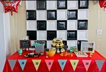 boy birthday party ideas / Utah-based life & style blogger  //   Ideas and inspiration for your next boy birthday party.