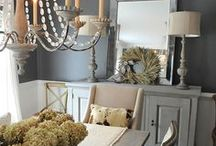 for the home: dining rooms / Utah-based life & style blogger  //   Home Decor inspiration for your dining room area.