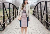 work fashion / Utah-based life & style blogger  //  Stylish, trendy and business appropriate work fashion! Whether you work in an professional office, or need to dress the part for an important meeting, you'll find the best Work Fashion for Women here!