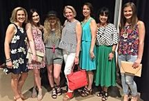 Strut your stuff! / A peek at our fabulous models/customers at some of our fave events!
