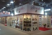 Shows / Some images of our stands at various shows
