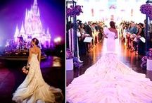 Childhood Dream Wedding / Where it all began......dreaming of a wedding for when we were older. Disney galore covered in all the sweet stuff.