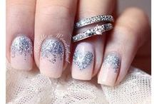 Wedding - The Nails! / A manicure / paint job fit for a princess