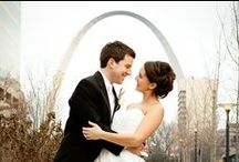 Engagement Inspiration / Stunning St. Louis engagement pictures from our favorite couples!