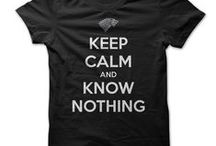 Keep Calm - Action Cool T-shirts/Hoodies / Clothing / by Amcotop