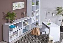 Oficina / Mesas de ordenador, mesas de despacho, estanterías, archivadores...