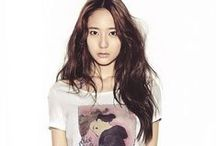 Krystal Jung / I'm not a really into KPopers but I love her style. So i pin it. XD