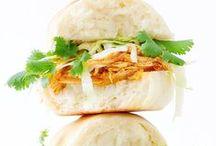 SANDWICHES * RECIPES / Sandwich recipe ideas.