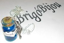 Jewels from Me to You. / BrigóBijou, individual jewels.