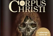 """""""Corpus Christi : Le secret des papes"""" : par Eric Albert et Maingoval. / For centuries, it used to be mankind best kept secret... 2000 years of undisputed dogma... 2000 years of silent conspiracy... 2000 years of lies... But now, the truth is about to burst.  Drawing: Eric_Albert - Scenario: Maingoval.  Buy the book on Sandawe online shop : goo.gl/PydRNi"""