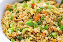 QUINOA * RECIPES / Awesome Quinoa Recipes. Gluten free. creative ideas.