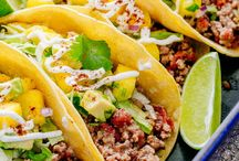 MEXICAN * RECIPES / Mexican and South American recipes and dishes. Nachos, tamales, tacos, enchiladas.