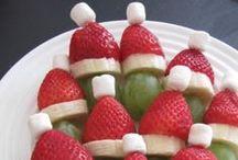 GWIAZDKOWE inspiracje / Jedzenie, zakupy, dekoracja stołu - świąteczna tradycja z e-condimentą