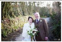Winter Wedding inspiration / Winter Wedding ideas and inspiration Cornwall & Devon