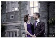 Coloured wedding dress / Coloured wedding dresses, Cornwall & devon wedding photography