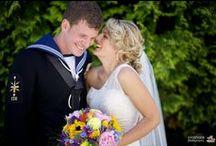 Colourful weddings / Colourful wedding ideas and inspiration, Cornwall & Devon wedding photography