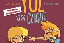 Yul et sa clique - L'age de la raison - Sandawe / The incredible day of a blended family around a bumbling teenager