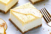DESSERT BARS * RECIPES / Dessert bars, crumble bars, cheesecake bars, brownies.
