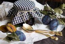 Marmeladen, Saucen & Eingemachtes Rezepte / Von Lemon Curd bis zum Rosenrisup findest du hier köstliche eingekochte Marmeladen, Saucen & Co.