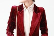 RED MERLOT #fw2015 #inspiration