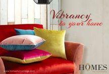 Homes Exquisite Velvet