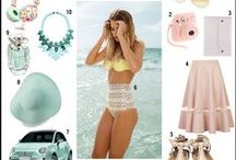 { The Pastel Project Collages }