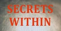 Secrets Within / Secrets Within is the second of the New London romance suspense novels. It is a story about deception, secrets, espionage, and finding love. The main characters are US Navy JAG and NCIS.